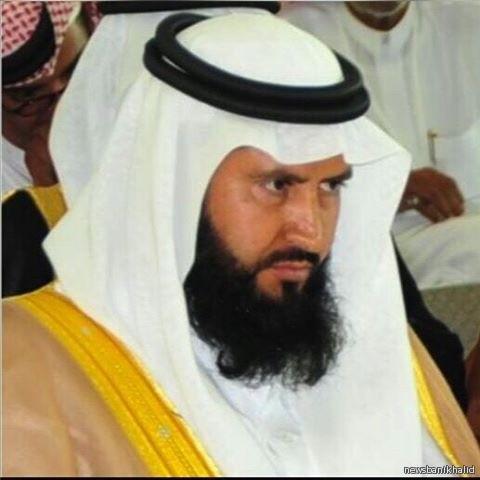 الشيخ / بدر بن فهد البليهد