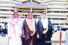 تخرج المهندس عطالله الخالدي من جامعة القصيم