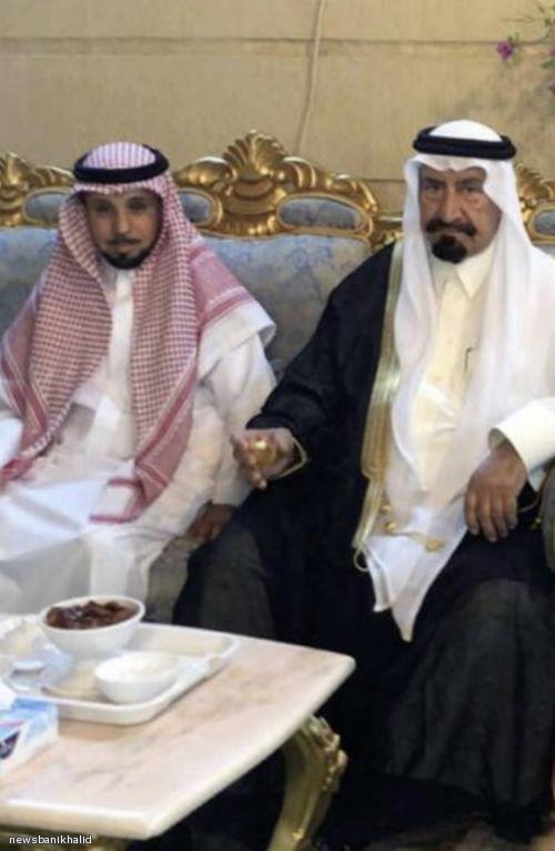 أقام حسن بن غضبان آبن كنيهر الزويمل حفل عشاء على شرف الأمير / نهار بن محمد آبن سرداح العريعر