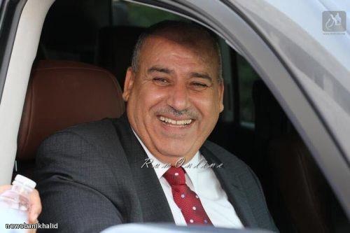 عطوفة الباشا والوزير السابق  النائب مازن تركي القاضي