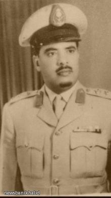 الفريق اول عثمان الحميد
