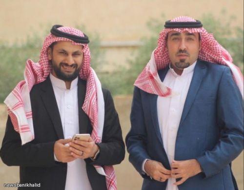 عقد قران خالد احمد عبيد الناصر