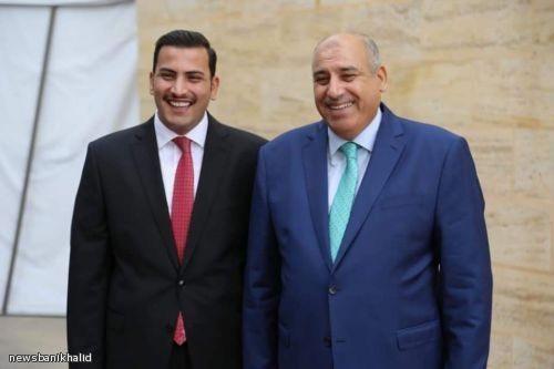 ترقية محمد مازن القاضي