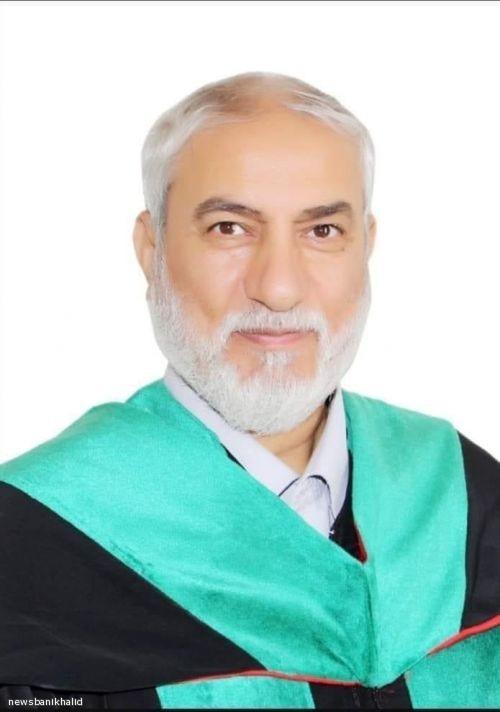 الدكتور المهندس عربي بن نواف بن سعود القاضي يرقد في المشفى