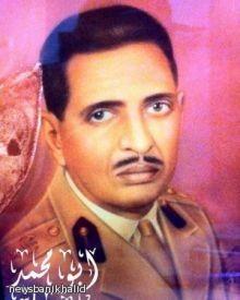 العقيد / عبدالرحمن بن محمد الخويطر