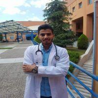 تخرج الدكتور  رداد محمد رداد الضليفي