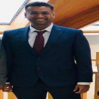 حصول محمد العصفور على درجه الدكتوراه