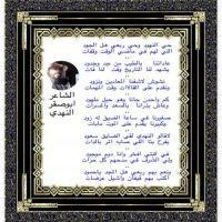#الشاعر #ابوصقر النهدي الخالدي