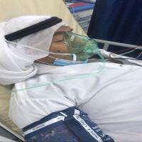 #يرقد في المستشفى والدي احمد بن دهام #الرطبي #الخالــدي